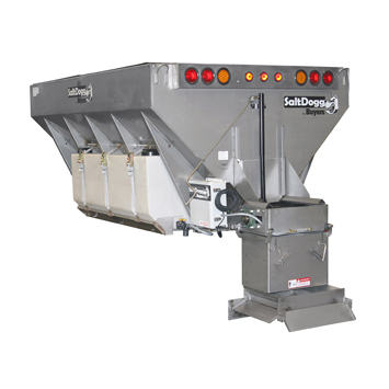 SaltDogg Municipal Hopper Spreaders